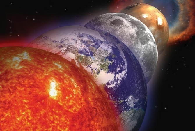 Граждане Башкирии смогут наблюдать соединение Меркурия иМарса