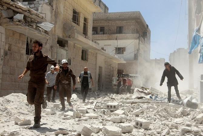 Сирийские войска выбили террористов из 2-х  районов Дейр-эз-Зора