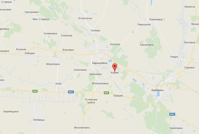 На Киевщине на ходу загорелся поезд'Киев- Харьков ЧП произошло около села Коржи