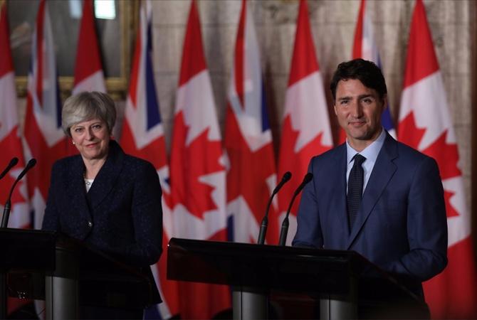Канада и Англия будут упражнять бойцов ВСУ