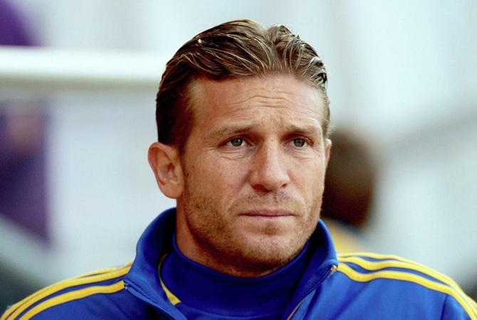 Футболист герта и национальная сборная украины андрей воронин
