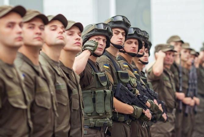 ВОдесскую область стягивают подразделения Нацгвардии