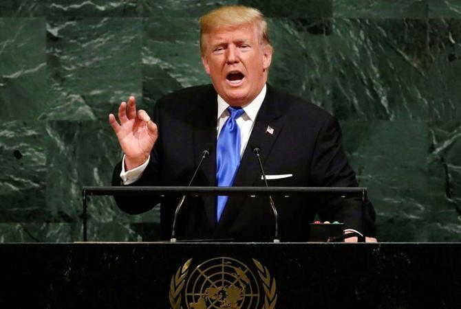 Трамп поделился впечатлениями отвыступления вГенассамблее ООН