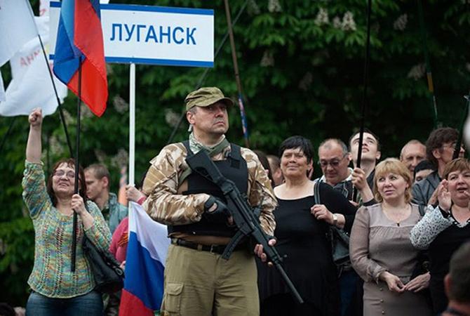 В ЛНР рассказали о трофейном оружии и технике силовиков