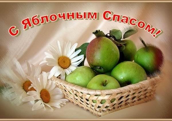 Яблочный Спас 2019 в Украине - история праздника и поздравления в ... | 421x601