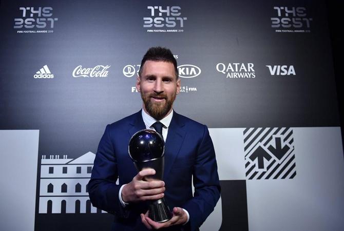 Месси лучший футболист мира новости
