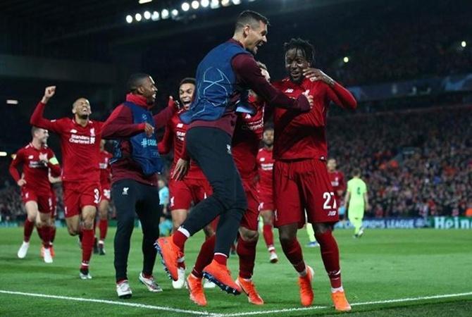 Англия команда ливерпуль