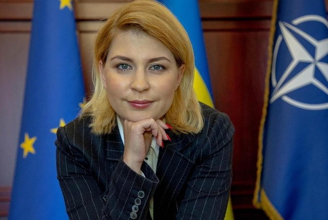 Вице-премьер Ольга Стефанишина: Безвизу с ЕС быть - Новости на KP.UA