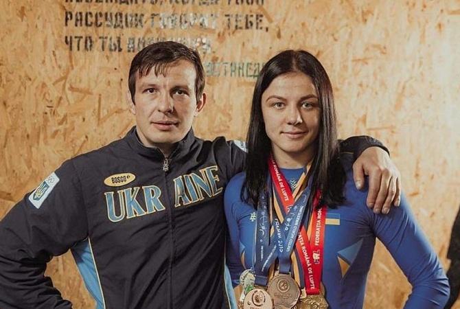 Бронзовая призерка Токио-2020 Ирина Коляденко подарила полученную квартиру  своему тренеру - Новости на KP.UA