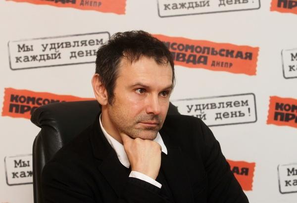 Святослав Вакарчук:  У меня взрослая голова и детское сердце