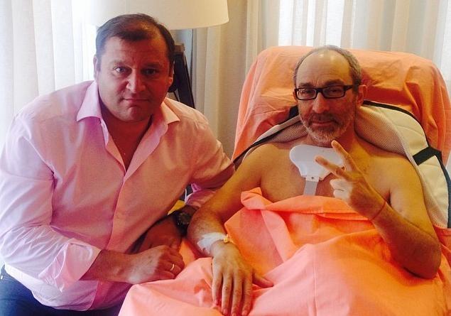 К больному Кернесу приехал Добкин