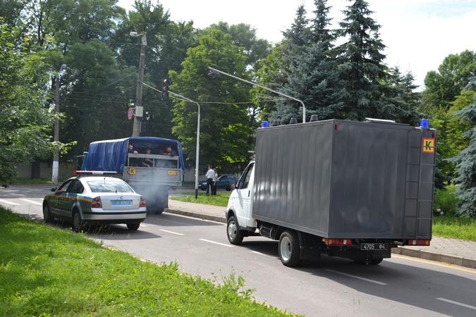 Бердичевские потрошители готовятся сыграть в тюрьме свадьбу