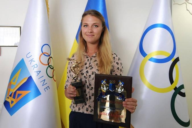Ольга Харлан намерена вновь стать чемпионкой мира перед свадьбой