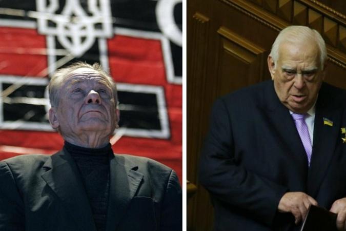 За право открывать новую Раду спорят Звягильский и Шухевич