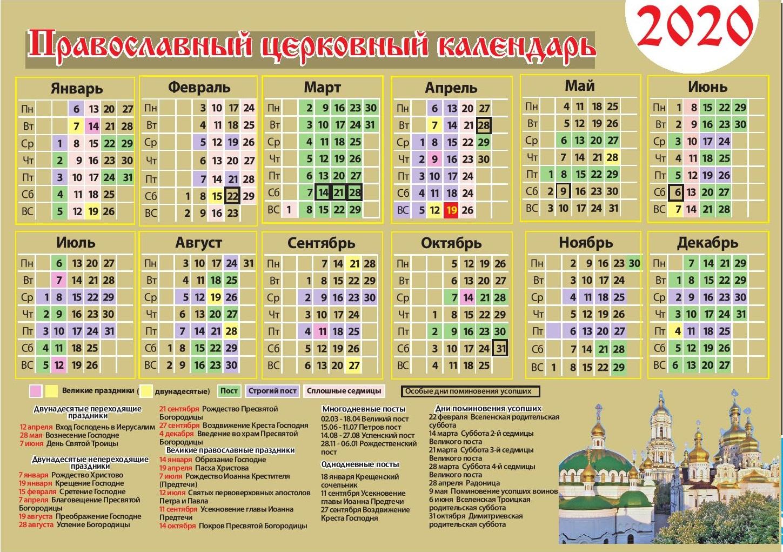 Православные праздники россии