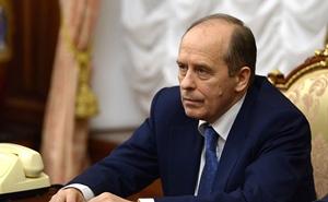Глава ФСБ РФ Александр Бортников.