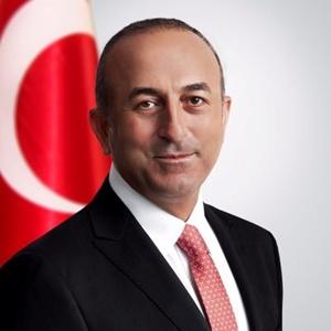 Министр иностранных дел Турции Мевлют Чавушоглу.