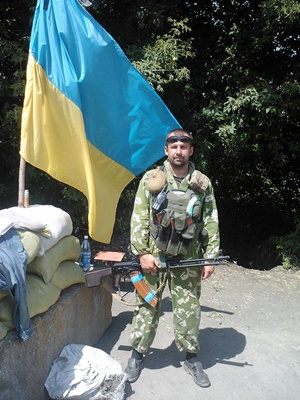 Убитый Алексей Вагнер. Фото: Фейсбук