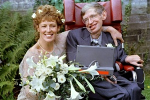 Элайн Мэйсон, вторая жена Хокинга. Фото: соцсети