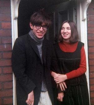 Стивен Хокинг с первой женой Джейн Уайлд, 1965 год. Фото: соцсети