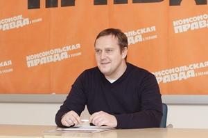 Директор канала НЛО TV Иван Букреев: