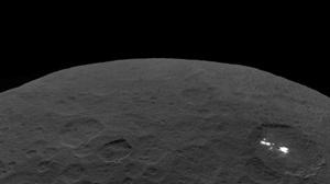 Последние снимки Цереры, сделанные зондом Dawn. Фото: NASA/JPL-Caltech/UCLA/MPS/DLR/IDA