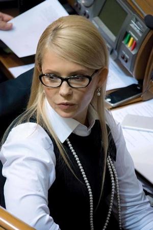 Тимошенко прилетела в США в круглой оправе от Dior за 7 тысяч гривен фото 4