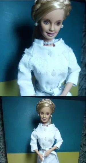 Кандидат на продажу: сколько стоит ручка Порошенко, автограф Зеленского и кукла Тимошенко фото 2