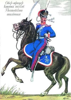 Котляревский сбежал в армию из-за любви, а там забавы ради написал