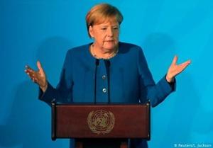 Ангела Меркель заявила, что Германия выделит четыре миллиарда евро на борьбу с изменениями климата.