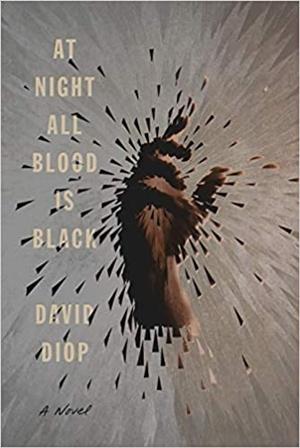 ночью вся кровь черна