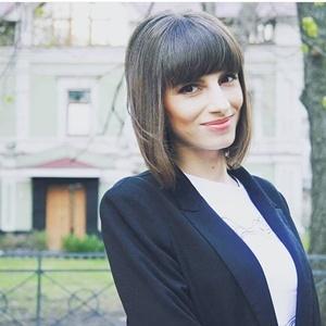 Алена Кривуляк.