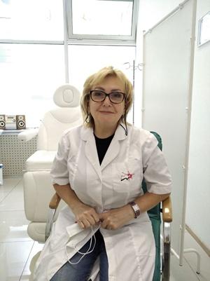 Лариса Пастраус