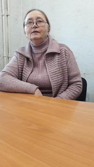 Галина Шамычкова