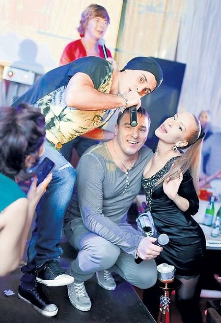 На днях одесский певец Кирилл ТУРИЧЕНКО дал свой первый концерт в составе