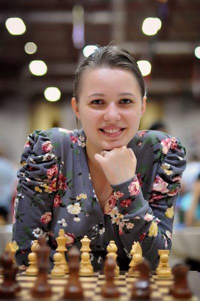 Галичанка Маричка Музычук сумела обыграть самых сильных шахматисток мира. Фото ЛГУФК.