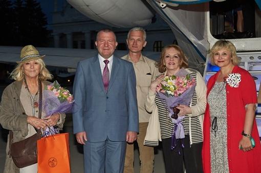 Анжелика прибыла в Украину в первые, а Демонжо отмечается в Харькове каждый год. Фото: сайт Харьковской областной администрации