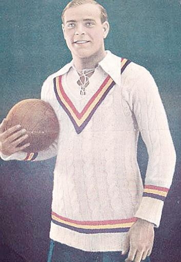 Вратарь Рикардо Самора начал свой звездный путь на Олимпиаде-1920, которая стала