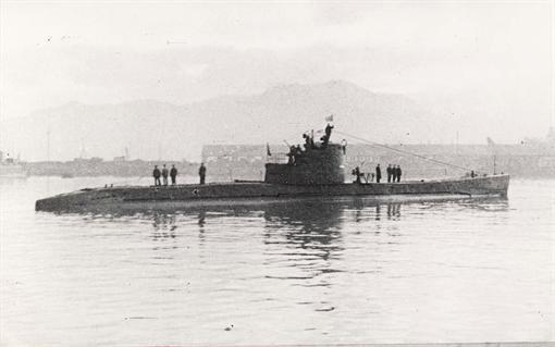 С 1944 года считалось, что лодка пропала в море