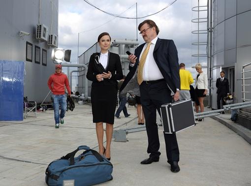 Евгению Киселеву достался кейс с инструментами. Фото предоставлено телеканалом