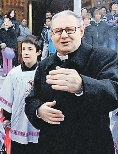 ...но не думала, что пастор Джулио Гаттери сделает ее такой богатой. Фото: brescia.corriere.it.