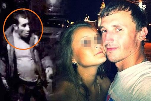 Преступник  - на фото слева - это кадр с камеры наружного наблюдения. Он до сих пор не пойман. Фото: Соцсети, оперативная съемка