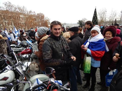 Митинг прошел довольно мирно. Фото: Дмитрий МЕТЕЛКИН.