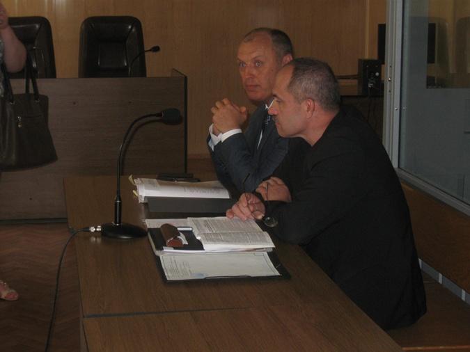 У мэра Полтавы новый представитель в суде – бывший работник милиции Александр Ковжога. Фото: Олеся КУЧЕРЕНКО