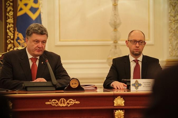Порошенко рассказал, что делать с Донбассом