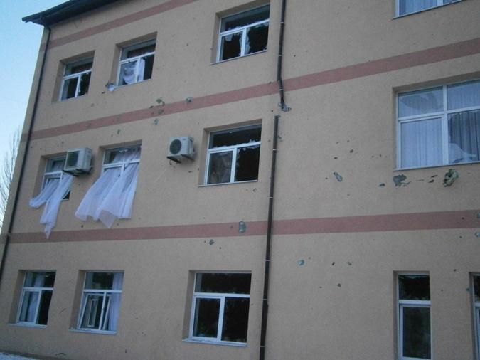 Город Тельманово, что на юге области, страдает от бесконечных обстрелов. Фото: из сообщества vk.com/telmanovo_sluh