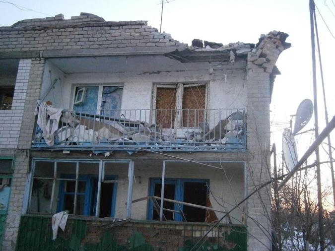 Есть попадания в котельную и газораспределительную станцию. Фото: из сообщества vk.com/telmanovo_sluh
