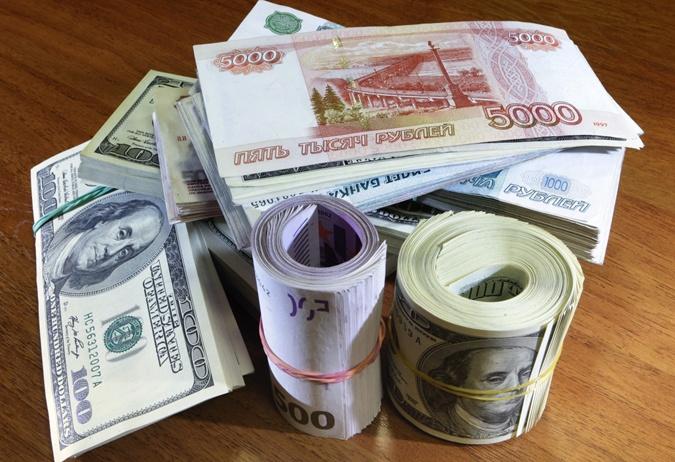 Российская валюта установила сразу несколько рекордов падения – как дневного, так и с начала года. Фото: Thinkstock