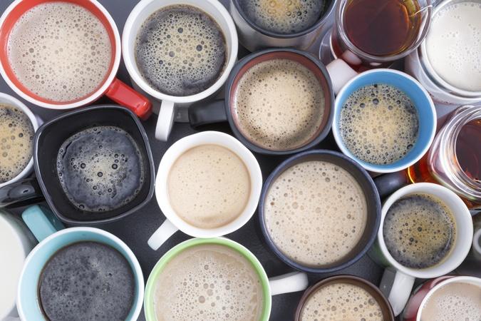 Пить много кофе вредно