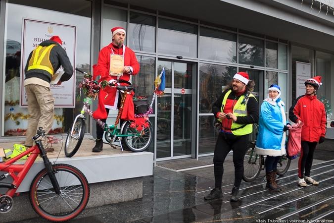Награждение за лучший велосипед. Фото: Виталий Трубников